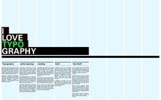 Resultado de imagem para grid design