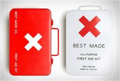 FIRST AID KITS | BY BEST MADE COMPANY