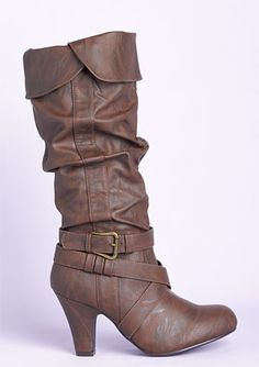 Brown Boots. will look good with a dark blue jeans and sailor stripe blue and white top.