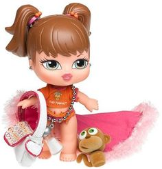 Fashion Doll: Bratz Babyz Meygan -- You can find more details by visiting the image link. Little Girl Toys, Toys For Girls, Little Girls, Reborn Toddler, Toddler Toys, Kids Toys, Dc Superhero Girls Dolls, Bratz Girls, Toys