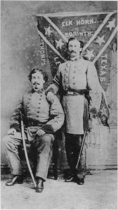 27th Texas Cavalry Flag.