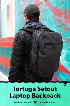 The Setout Laptop Backpack is a solid tech-focused backpack, although we're left wondering what it has to offer that the Setout Divide hasn't already covered. Best Travel Backpack, Laptop Backpack, Travel Bags, Osprey Farpoint, Nalgene Bottle, Backpack Organization, Backpack Reviews, Sailing Outfit, One Bag