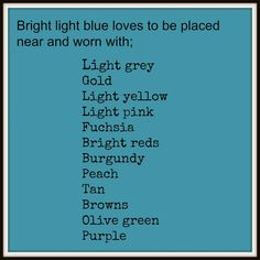 Bright Light blue