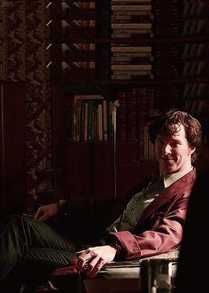 Benedict Cumberbatch as Sherlock Sherlock Season, Sherlock Holmes Bbc, Sherlock Fandom, Benedict Cumberbatch Sherlock, Sherlock John, Sherlock Actor, Sherlock Poster, Martin Freeman, Imitation Game