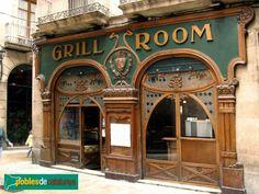 Barcelona - Escudellers, 8 (Foto: Albert Esteves, 2007)