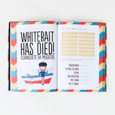 Lo pasaste mal cuando ocurrió y eso es A Truth as a Temple: Whitebait has died! (¡Chanquete ha muerto!).