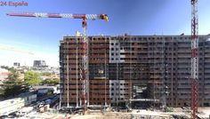 El precio de la vivienda sube un 5,6% en el segundo trimestre, tres décimas más que en el anterior