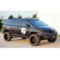 The only Toyota Sienna I'll Drive.