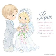 Precious Moments and Sayings - Yahoo Image Search Results