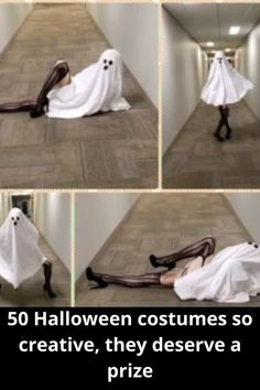 Halloween is fast approaching, so that means that everyone is breaking out the sewing machines and getting creative in terms of what their costumes are going to be. A lot of things happened in 2020 that would inspire a great costume. Every year there are people that out do themselves with their costumes and sometimes even do the impossible. Check out these 50 amazing costumes that people came up with.
