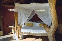 Bedroom at Tassia lodge - Kenya