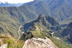 After 2 weeks in Peru, we explored the long-anticipated Machu Picchu Mountain and admire one of the new 7 wonders of the world. Machu Picchu Mountain, Wonders Of The World, Grand Canyon, Explore, Nature, Travel, Naturaleza, Viajes, Exploring