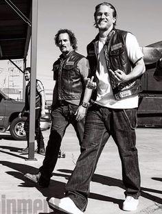 Jax Teller/Charlie Hunnam