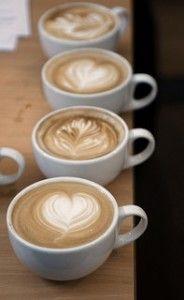 Herbalife Shake Recipes – Cafe Latte Formula 1 Shake Mix