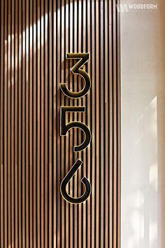 Exterior signage art design ideas 5 (With images) Hotel Logo, Hotel Signage, Wayfinding Signage, Signage Design, Lettering Design, Backlit Signage, Office Signage, Lettering Ideas, Exterior House Colors