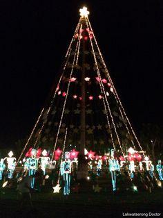VISITING POTOTAN, ILOILO (THE CHRISTMAS CAPITAL OF VISAYAS) FOR IWAG FESTIVAL – lakwatserongdoctor Boracay Island, Visayas, Weather, Ceiling Lights, Christmas, Xmas, Navidad, Noel, Weather Crafts