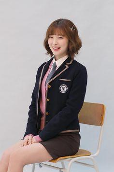 School Uniform Girls, Girls Uniforms, South Korean Girls, Korean Girl Groups, Arin Oh My Girl, Korean Girl Fashion, Boys Over Flowers, Girls World, Royal Weddings