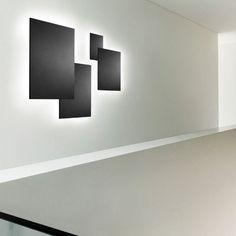 Noho W3 sort LED udendørs væglampe light-poit ronni gol 2