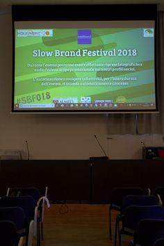 Slow Brand Festival 2018 @ La Cordata, Via S. Vittore 49 Milano - in collaborazione con L'Associazione L'Arte del Vivere con Lentezza e Hole in One in qualità di Main Sponsor Tecnico Festival, Milano, Art