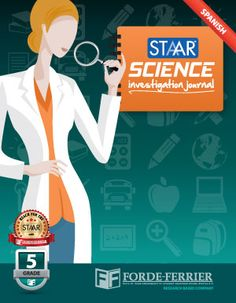 Texas STAAR Science Investigation Journal: Grade 5 (Spanish)