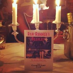 The candlelight club is a pop up nightclub in a prohibition speakeasy style. I'd love to go to this one day. Nightclub, Four Square, Pop Up, Rum, 1920s, Candles, London, Style, Swag