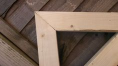 made for my small storage shed at my allotment