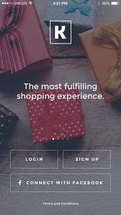Ecommerce App UI Design by Ionut Zamfir