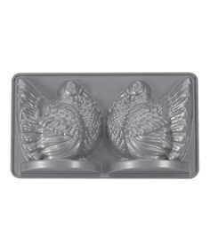 Another great find on #zulily! Turkey Cake Pan by Nordic Ware #zulilyfinds