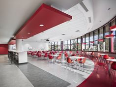 NELSON has designed a new office space for Verizon located in Piscataway, New Jersey