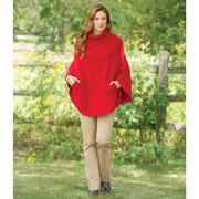 The Hawick Cashmere Poncho. Where Can I Buy? Available HERE