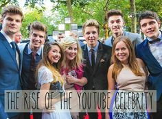 Love this picture of my favourite Youtubers! The quote is 100% accurate! Shame it doesn't have Joe Sugg and Caspar Lee in it though...
