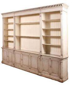 Sarreid Ltd. Mr.percy Found Bookcase