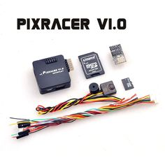 58.97$  Buy now - http://alizi3.worldwells.pw/go.php?t=32720152674 - F18053/6 Mini Pixracer Autopilot Xracer FMU V4 V1.0 PX4 Flight Controller Board for DIY FPV Drone 250 RC Quadcopter Multicopter 58.97$
