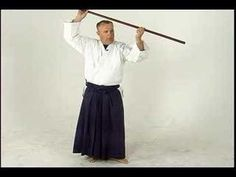 Jo Kata: Aikido Staff Techniques - YouTube playlist of videos teaching the 31-step Jo Kata of Aikido. This is the best series of videos. He not only demonstrates the Jo Kata, but also instructs how to perform the movements. (Note: We're working on the playlist sequence. The first six and last few are in order.)
