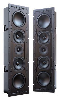 Kin In-Wall – Totem Acoustic Kin In-Wall – Totem Acoustic – Heimkino Systemdienste High End Speakers, Tower Speakers, In Wall Speakers, Diy Speakers, High End Audio, Built In Speakers, Audiophile Speakers, Hifi Audio, Speakers