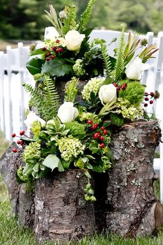 green+rustic+wedding | Real Weddings Find Vendors Wedding Ideas Inspiration Boards Styled ...