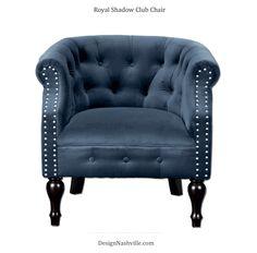 Royal Shadow Club Chair