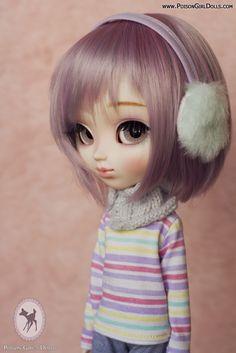 Grape- custom Pullip by Poison Girl