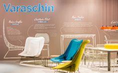 Varaschin, Milan Design Week 2014