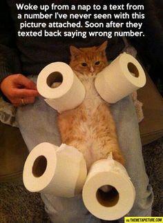 Hahaha oh my gosh