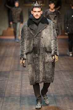 Dolce and Gabbana Fall-Winter 2014