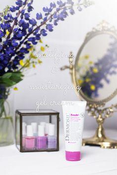 Dermosil Fresh! Mattifying & moisturising gel cream