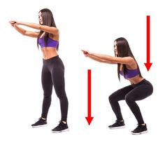 A Workout That Can Transform Your Body Like a Magic Spell – Green Challenge Burpees, Faire Des Squats, Forme Fitness, Lower Back Muscles, Shoulder Muscles, Leg Lifts, Muscle Tone, Abdominal Muscles, Tone It Up