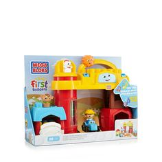Billy Beats is ready for a sing along that's sure to entertain little ones. Featuring colourful blocks that light up when pressed, this dancing piano will sway and move to the music. Perfect for learning, discovering and building with the blocks, it allows for endless hours of tuneful fun.