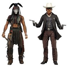 action toys | ... Action Figure Series 1 Set will help you get ready to saddle up for an