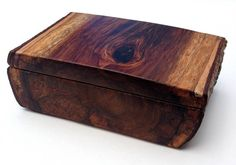 Spalted Koa Log Box by UpcountryDesign on Etsy, $75.00
