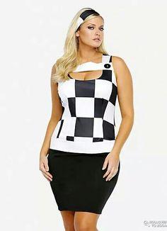 Big girls fashion styles.  Plus size confidence