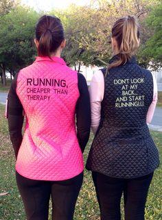 chalecos para correr maru zubiria df #run #quotes #sports #fun #vest #sports