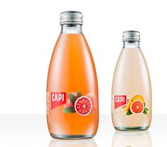 The CAPI brand was born from a simple idea to produce Pure, Clean, Refreshing carbonated drinks. Taking on the sourcing and blending responsibilities themselves they have secured the finest natural extracts and botanicals worldwide to ensure their promise of authenticity.