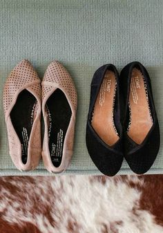 Flats for every occasion.